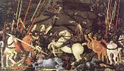 the battle of san romano paolo uccello