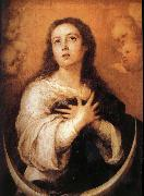 Half month's pure conception of Our Lady Bartolome Esteban Murillo