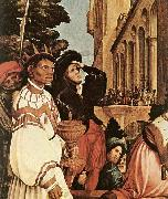 The Oberried Altarpiece HOLBEIN, Hans the Younger