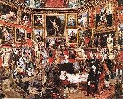 The Tribuna of the Uffizi, Johann Zoffany