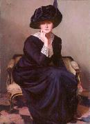 The Black Hat, Lilla Cabot Perry