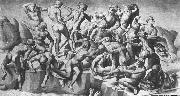 Battle of Cascina Michelangelo Buonarroti