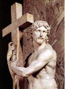 Christ Carrying the Cross Michelangelo Buonarroti