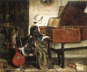 the harpsichordist charles burney