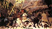 Niccolo Mauruzi da Tolentino at the Battle of San Romano, paolo uccello