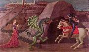 The Princess and the Dragon, paolo uccello