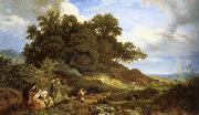 a bohemian landscape with shepherds ralph vaughan willams
