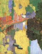 the talisman Paul Serusier