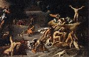 The Flood Annibale Carracci