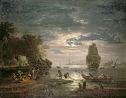 The Night Claude-joseph Vernet