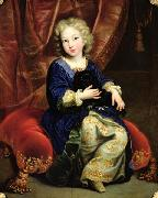 Portrait of Philip V of Spain as a child Pierre Mignard
