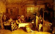 distraining for rent Sir David Wilkie