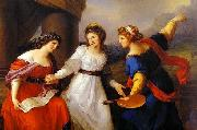 arts of Music and Painting Angelica Kauffmann