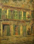 Toulouse Street, French Quarter David Maitland Armstrong