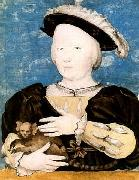 Boy with marmoset HOLBEIN, Hans the Younger