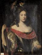 Liselotte of the Palatinate as Minerva Johann Hulsmann
