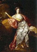 Portrait of Ann Brown in the Role of Miranda Johann Zoffany