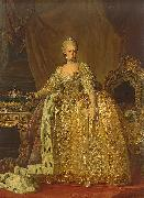 Sophia Magdalene of Brandenburg Kulmbach Lorens Pasch the Younger