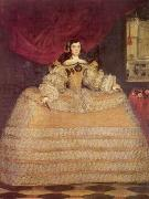 Portrait of Francisca de Velasco Miranda, Juan Carreno de