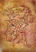 Little Jester in a Trance Paul Klee