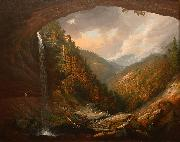 Cauterskill Falls on the Catskill Mountains Wall, William Guy
