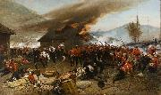 The defence of Rorke's Drift Alphonse-Marie-Adolphe de Neuville