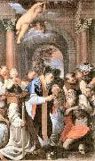 The Last Communion of St Jerome Annibale Carracci