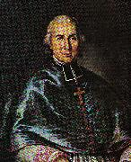 Portrait of Monseigneur Joseph Signay Antoine Plamondon