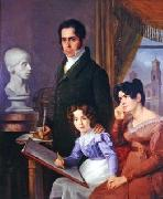 Familia Barros Domingos Antonio de Sequeira