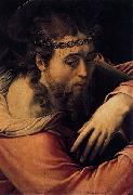 Christ Carrying the Cross Francesco Salviati