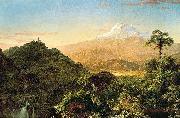 South American landscape Frederick Edwin Church
