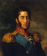 Portrait of General Pyotr Bagration George Dawe