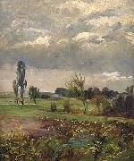 Markische Landschaft George Mosson