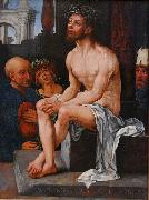 Man of Sorrow. Jan Gossaert Mabuse