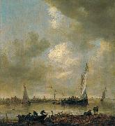 Smalschips Jan van  Goyen