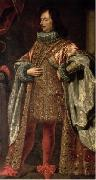 Portrait of Vincenzo II Gonzaga Justus Sustermans