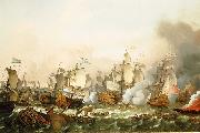 The Battle of Barfleur, 19 May 1692 Ludolf Bakhuizen