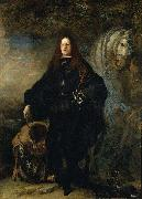 Portrait of the Duke of Pastrana Miranda, Juan Carreno de