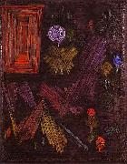 Gate in the Garden Paul Klee
