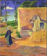 Farmhouse at Le Pouldu Paul Serusier