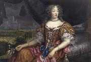 Portrait presumably of Madame de Montespan Pierre Mignard
