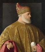 Portrait of the Doge, Andrea Gritti Vincenzo Catena