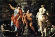Choice of Hercules Annibale Carracci