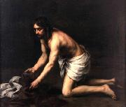 Christ after the Flagellation Bartolome Esteban Murillo