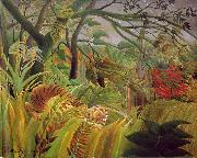 Surprise Henri Rousseau