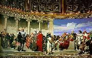 section 3 of the Hemicycle Hippolyte Delaroche