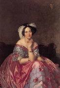 Baronne de Rothschild Jean Auguste Dominique Ingres