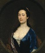 Portrait of an Unidentified Lady Joseph Highmore