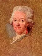 Portrait of King Gustav III of Sweden Lorens Pasch the Younger
