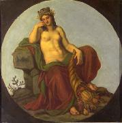Allegory of Earth Lotz, Karoly